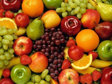 Lúgosító gyümölcsök